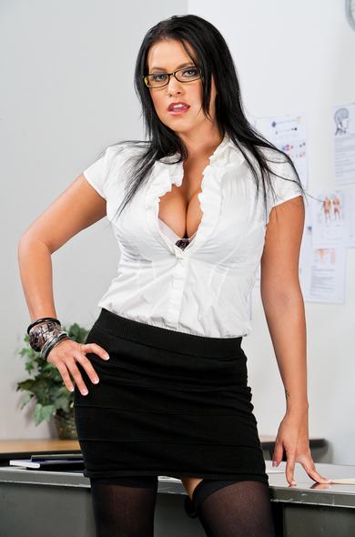 Pornstar Lacie James - Ass licking videos by Naughty America