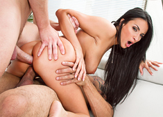 Anissa Kate, Karlo Karrera & Marcus Bay in American Daydreams - Centerfold