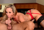 Brandi Love & Danny Mountain in Diary of a Milf sex pic
