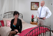 Deauxma & Christian in Diary of a Milf - Sex Position 1