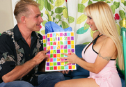 Holly Halston & Troy Halston in Diary of a Milf - Sex Position 1