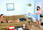 Maya Divine & Alan Stafford in Diary of a Milf - Sex Position 1