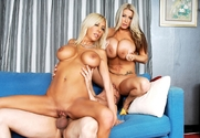Summer Sinn, Misty Vonage & Anthony Rosano in Diary of a Milf - Sex Position 2