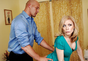 Nina Hartley & Christian in Diary of a Milf - Sex Position 1