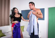 Cyrstal Rae & Johnny Castle in Diary of a Nanny