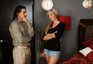 Niko & Jessica Lynn in Diary of a Nanny - Sex Position 1