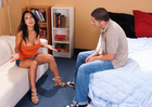 Gianna Lynn & Alex Gonz in Fast Times - Sex Position 1