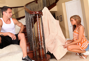 Tanner Mayes & Alan Stafford in Fast Times story pic