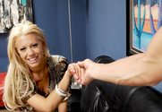 Tanya James & Christian in Housewife 1 on 1