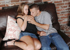 Brandy Talore & Mr. Pete in I Have a Wife - Centerfold