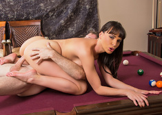 Dana DeArmond & Brick Danger in I Have a Wife - Centerfold