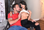 Janice Griffith & Johnny Castle in I Have a Wife