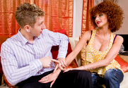 Joslyn James & Danny Wylde in I Have a Wife story pic