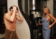 Kendall Brooks & Tony DeSergio in I Have a Wife story pic
