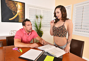 Lily Jordan & Johnny Castle in I Have a Wife