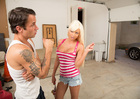 Rikki Six & Alan Stafford in I Have a Wife - Sex Position 1