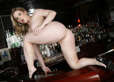 Sunny Lane & Christian in I Have a Wife - Centerfold