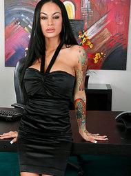 Angelina Valentine & Talon in Latin Adultery