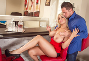Bridgette B. & Johnny Castle in Latin Adultery - Sex Position 1