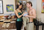 Lyla Storm in Latin Adultery story pic