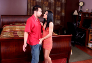 Rebeca Linares & Joey Brass in Latin Adultery
