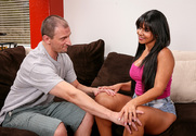 Rose Monroe & Mark Ashley in Latin Adultery - Sex Position 1