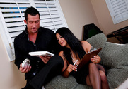 Sophia Lomeli & Billy Glide in Latin Adultery story pic