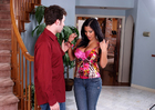 Sophia Lomeli & James Deen in Latin Adultery - Sex Position 1