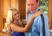 Briana Blair & Mark Wood in My Dad's Hot Girlfriend - Sex Position 1