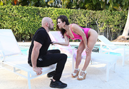 Keisha Grey & JMac in My Dad's Hot Girlfriend