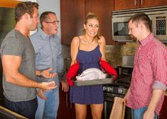 Nicole Aniston & Chad White in My Dad's Hot Girlfriend - Centerfold