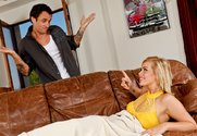 Tara Lynn Foxx & Alan Stafford in My Dad's Hot Girlfriend - Sex Position 1
