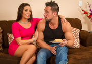Gracie Glam & Johnny Castle in My Friend's Hot Girl