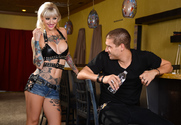 Kleio Valentien & Xander Corvus in My Friend's Hot Girl - Sex Position 1