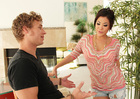 London Keyes & Michael Vegas in My Friend's Hot Girl - Sex Position 1