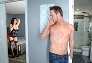 Romi Rain & Van Wylde in My Friend's Hot Girl story pic