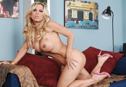 Amber Lynn & Chris Johnson in My Friend's Hot Mom story pic