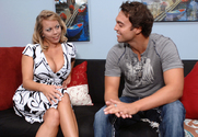 Amber Lynn Bach & Rocco Reed in My Friend's Hot Mom - Sex Position 1