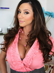 Ariella Ferrera & Johnny Castle in My Friends Hot Mom - Centerfold