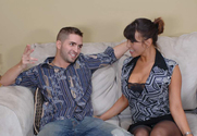 Ava Devine & Kris in My Friends Hot Mom - Sex Position 1