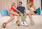 Briana Banks & Jessa Rhodes - Sex Position 1