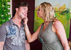 Briana Banks & Seth Gamble in My Friends Hot Mom - Sex Position 1