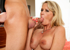 Bridgett Lee & Bill Bailey in My Friends Hot Mom - Centerfold