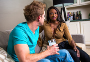 Diamond Jackson & Bill Bailey in My Friends Hot Mom - Sex Position 1