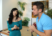 Diana Prince & Johnny Castle in My Friends Hot Mom - Sex Position 1