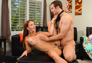 Janet Mason & Trent Forrest in My Friends Hot Mom - Sex Position 2