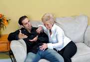 Mrs. Jewell & Andrew Andretti in My Friends Hot Mom - Sex Position 1