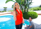 Julia Ann & Kris Slater in My Friends Hot Mom - Sex Position 1