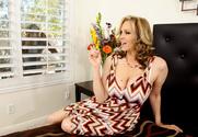 Julia Ann & Tyler Nixon in My Friends Hot Mom - Sex Position 1