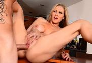 Julia Ann & Van Wylde in My Friends Hot Mom - Sex Position 2